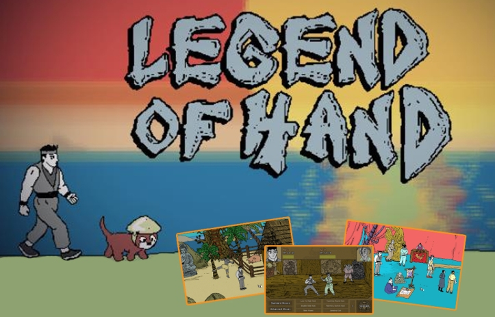 SCAB Super Comedy Adventure Bargain Bundle Review - Legend Of Hand