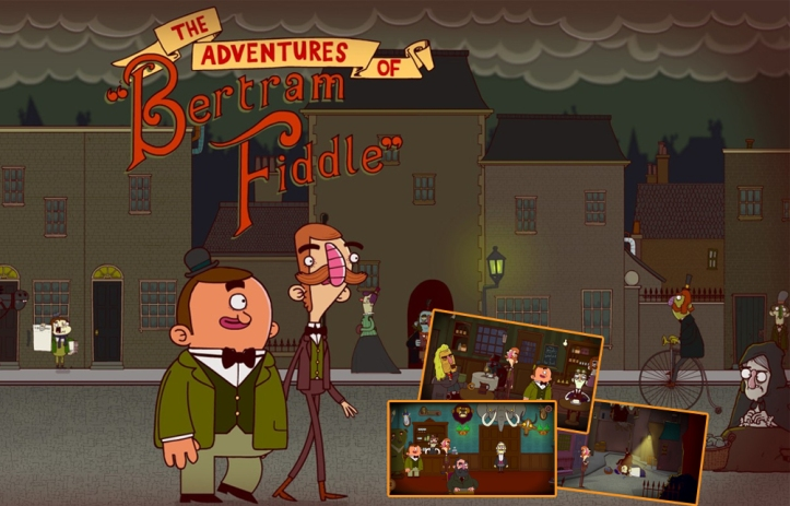 SCAB Super Comedy Adventure Bargain Bundle Review - The Adventures of Bertram Fiddle