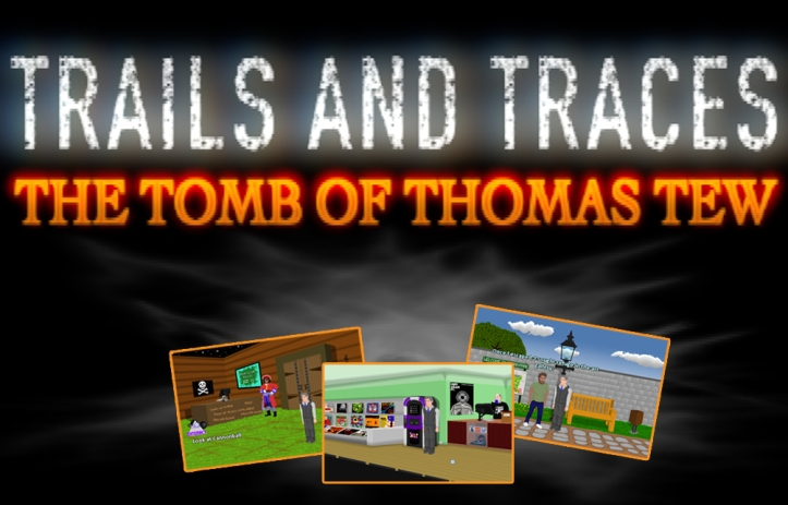 SCAB Super Comedy Adventure Bargain Bundle Review - Trails and Traces The Tomb of Thomas Tew
