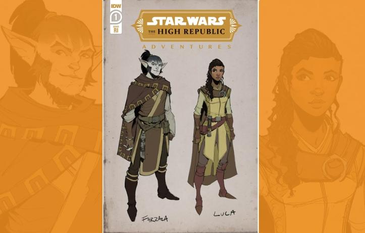 Star Wars The High Republic Adventures