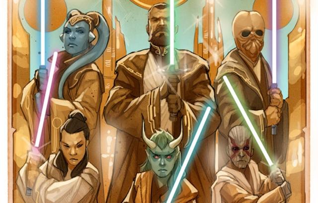 Star Wars The High Republic - Jedi