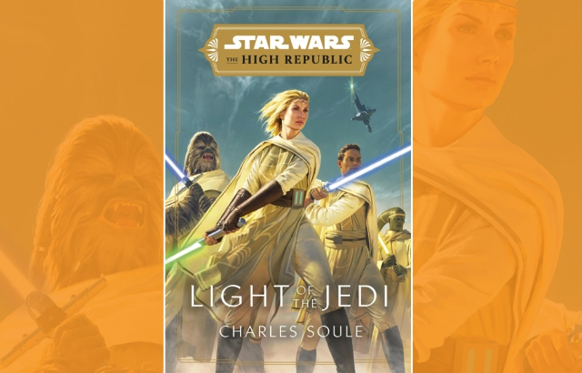 Star Wars The High Republic Light of the Jedi